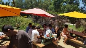 Summer BBQ Feasting, 2016