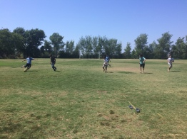 Summer BBQ Soccer, 2016