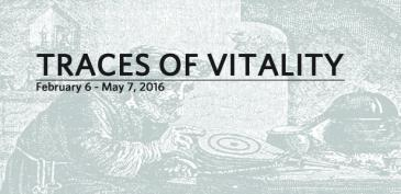 Traces of Vitality Homepage Panel