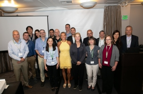Speakers at the Codexis Protein Engineering Forum including Chang, 2019